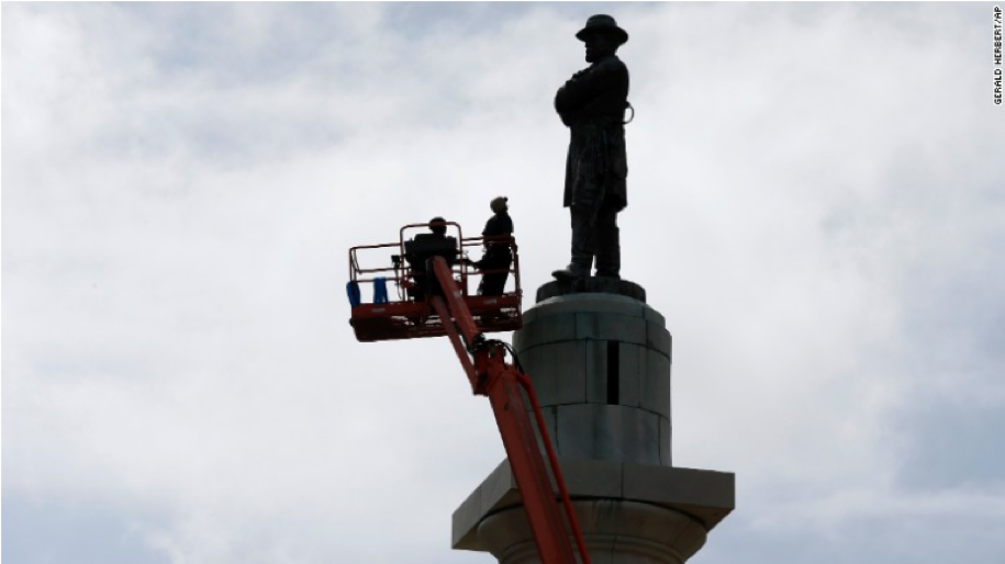 Robert E. Lee heykeli, New Orleans